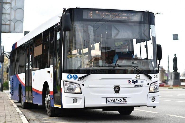 Стало известно расписание общественного транспорта в Ярославле после изменения схемы маршрутной сети
