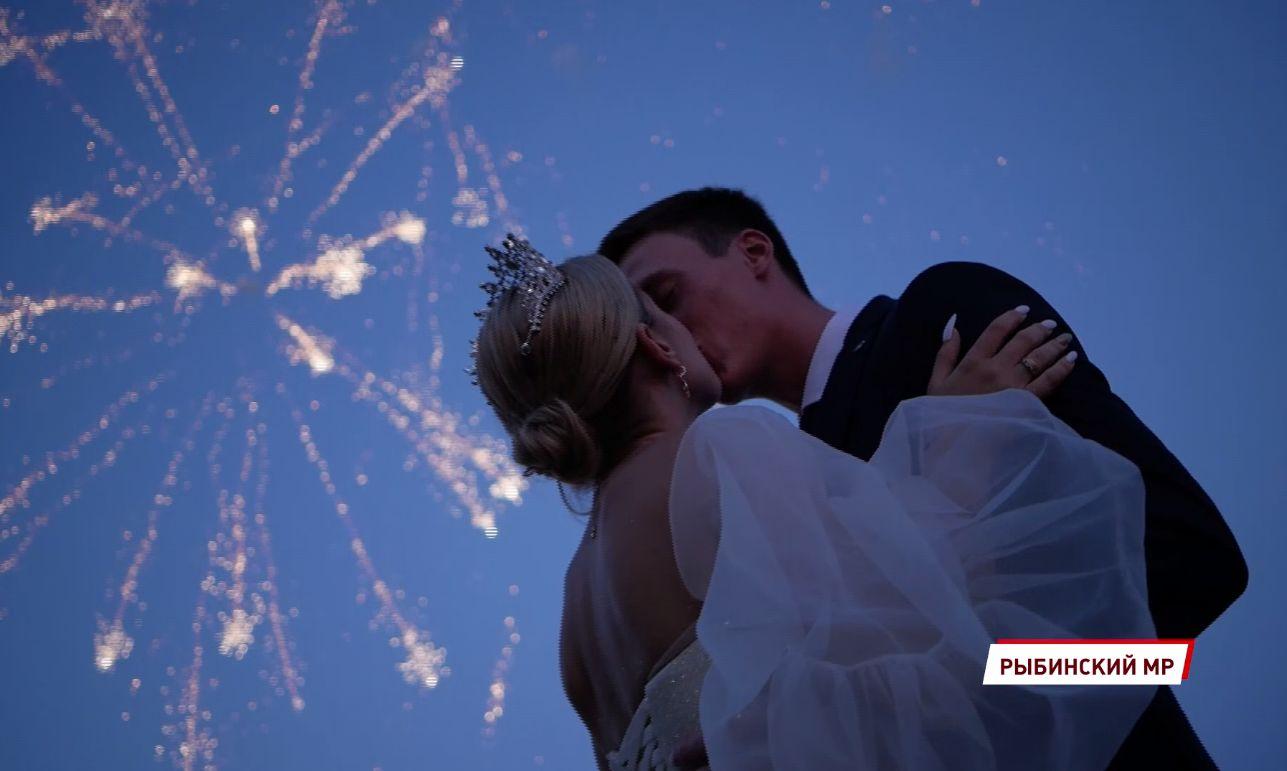 В Ярославской области в этом году на четверть выросло число свадеб