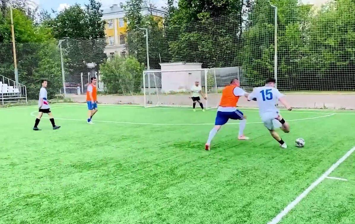 В Ярославле прошел межнациональный футбольный турнир памяти Ахмата Кадырова