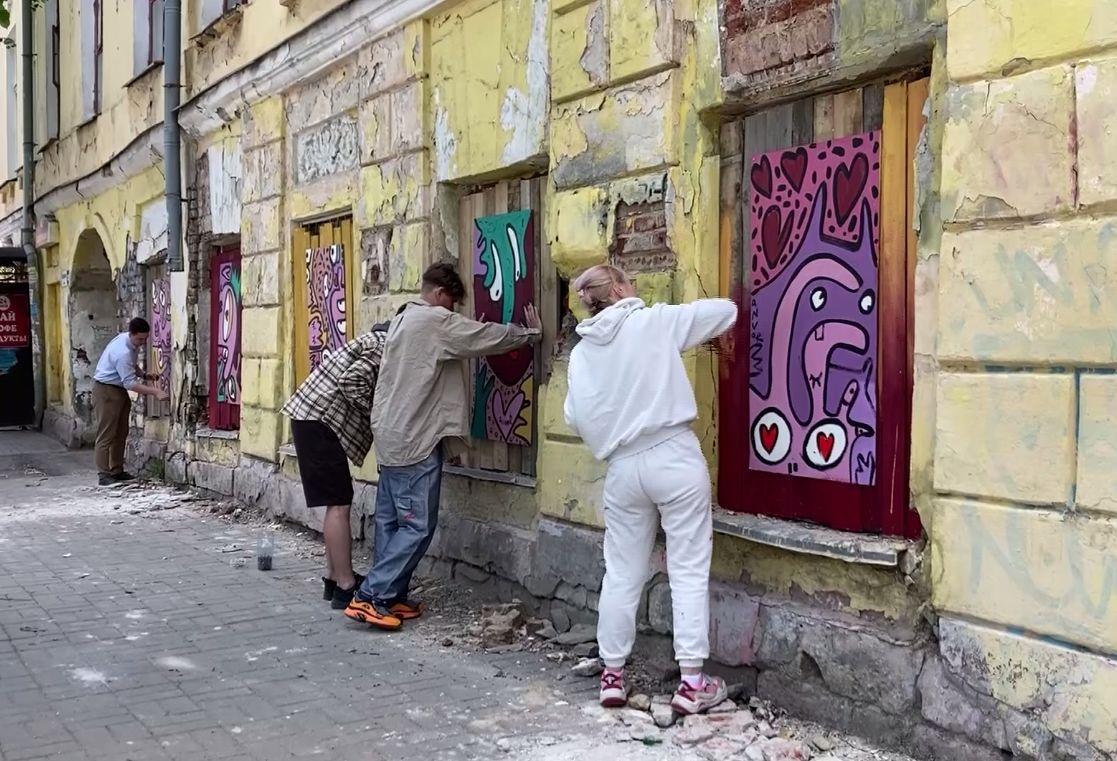 В центре Ярославля разваливается памятник архитектуры: есть ли шанс спасти здание