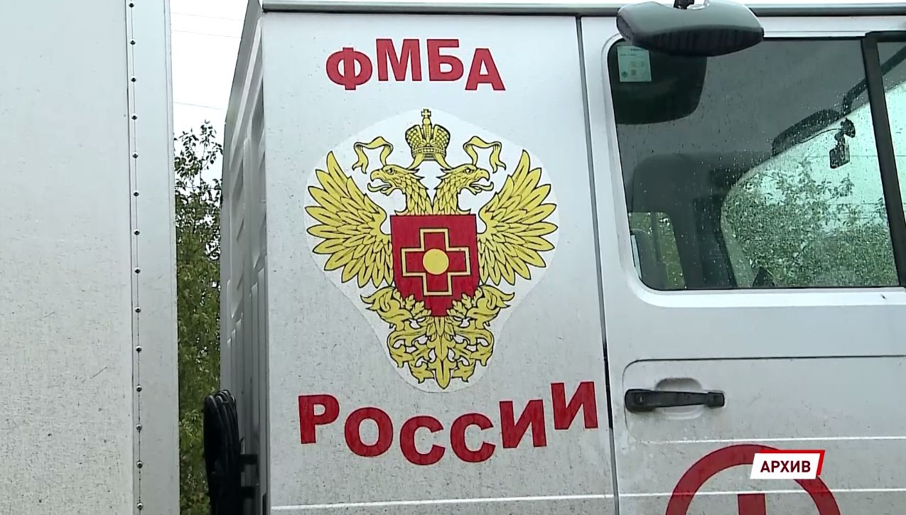 Лучшие медики страны обследуют жителей Ярославской области в мобильных комплексах
