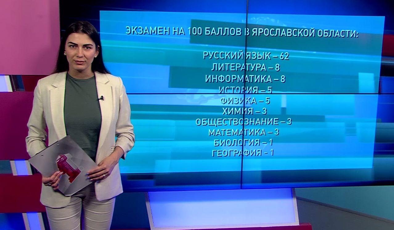 В Ярославской области подводят итоги ЕГЭ: 99 выпускников стали стобалльниками