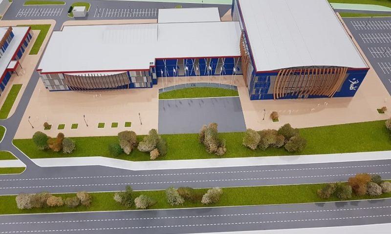 Глава департамента по физкультуре и спорту: новый волейбольный центр сдадут к концу 2023 года