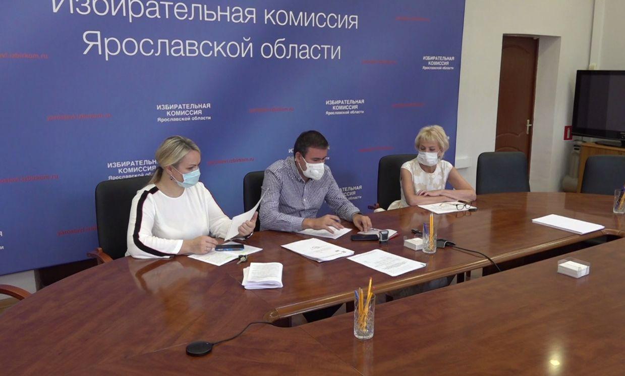 Документы в избирательную комиссию подали кандидаты в депутаты в Госдумы по 195 округу