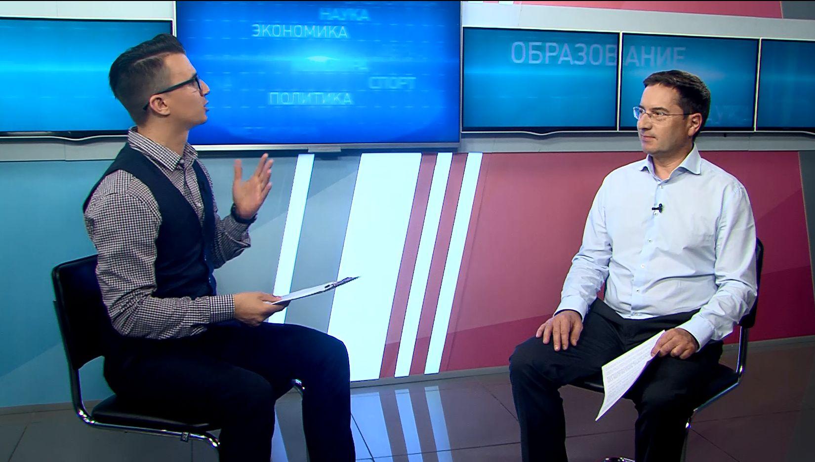 «В тему»: Сергей Панчишный - какие объекты спорта появятся в регионе в ближайшее время