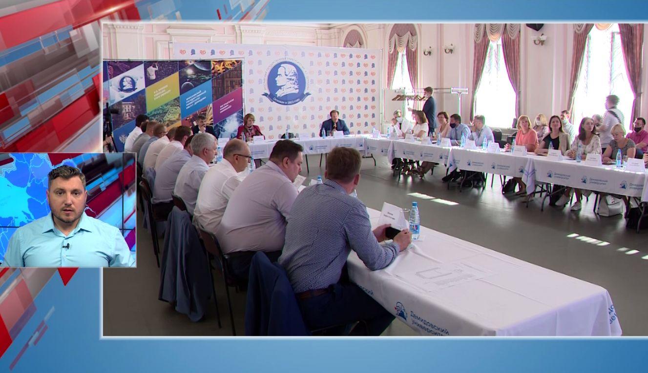 В Ярославской области создан экспортный совет при губернаторе для помощи предпринимателям