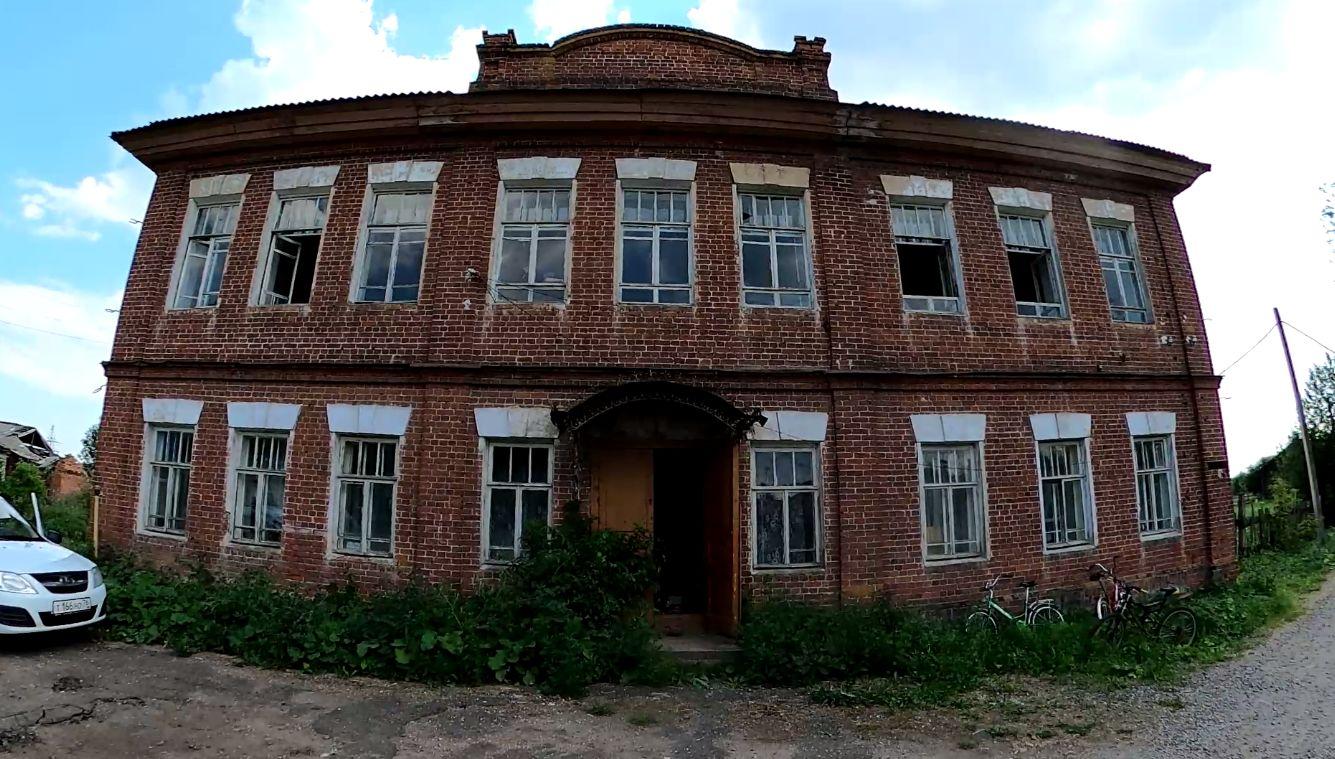 В старых зданиях Даниловского района хотят создать современные пространства