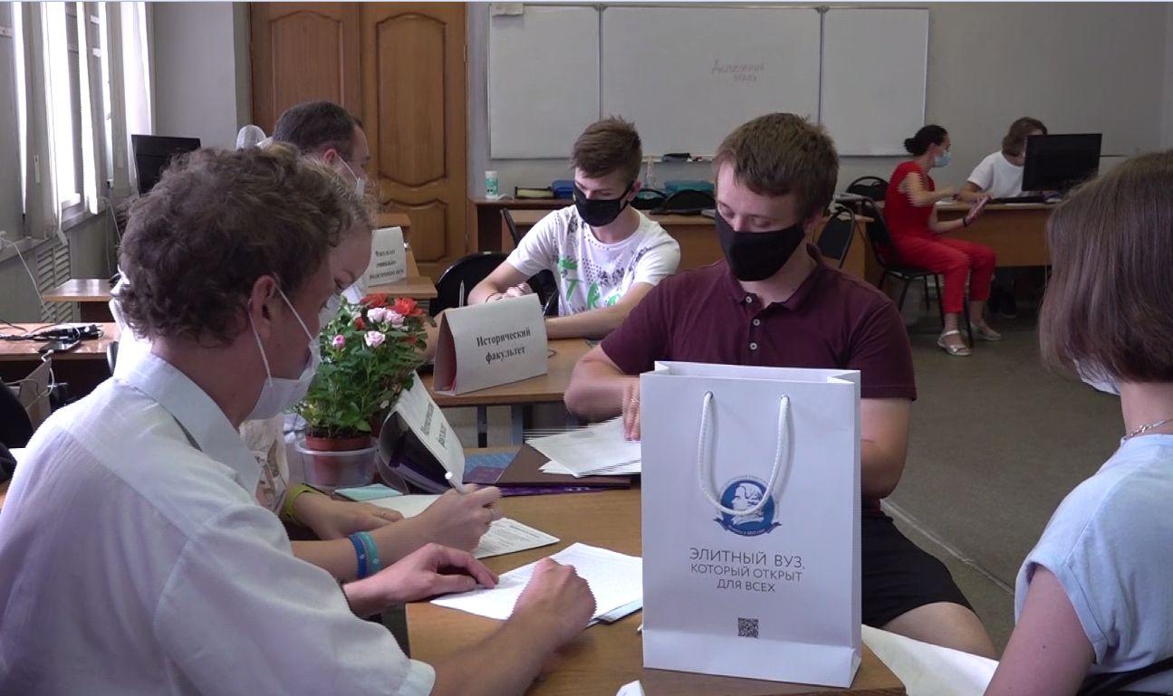 8 тысяч выпускников намерены поступить в ЯрГУ: какие направления наиболее популярны