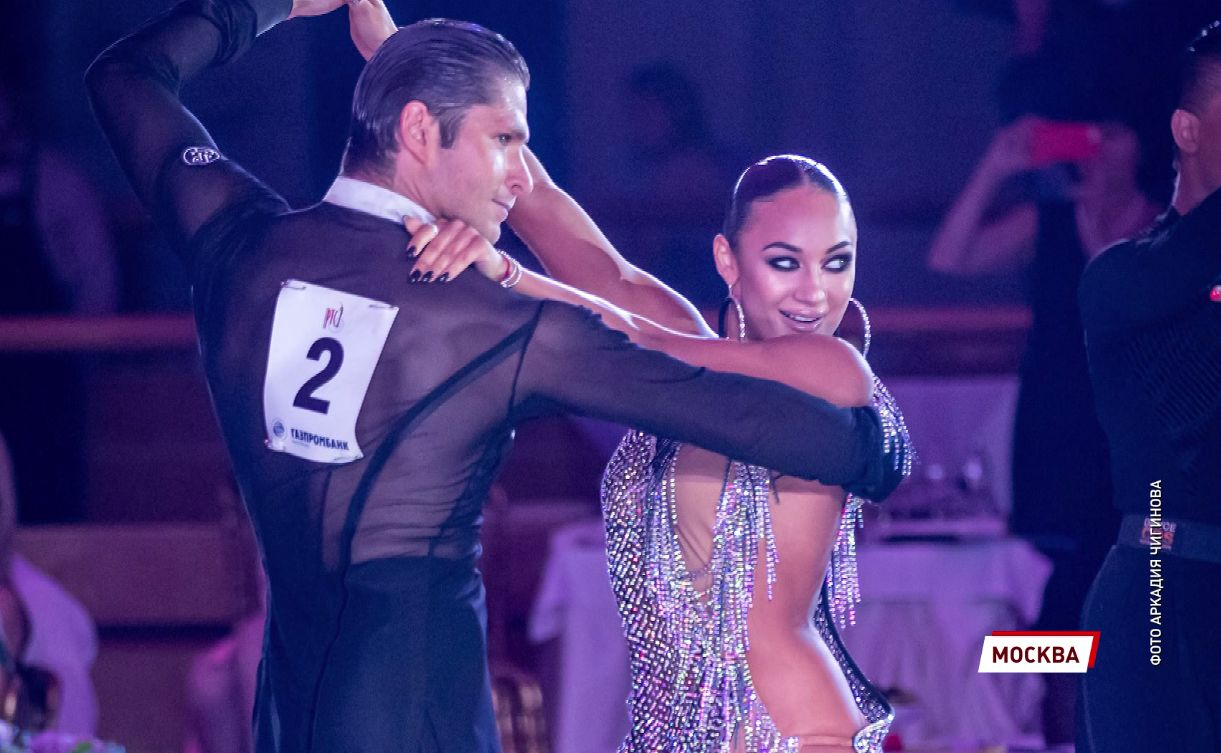 Ярославец победил на Кубке мира по латиноамериканским танцам