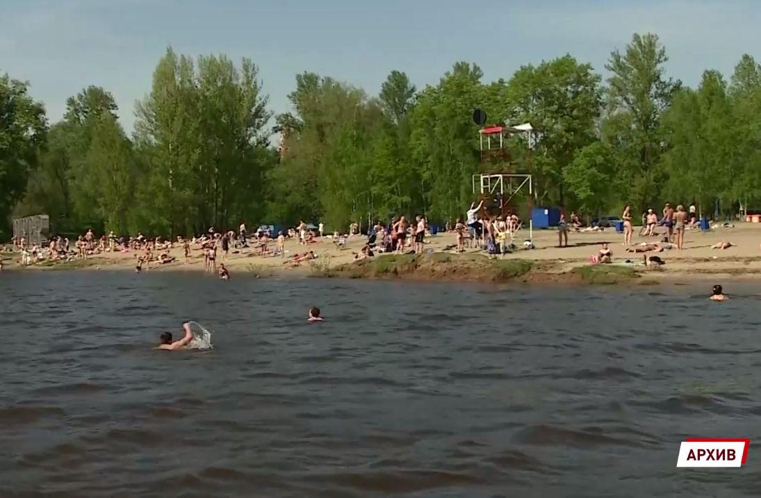 Купание запрещено: вода на пляжах в Ярославле не соответствует нормам
