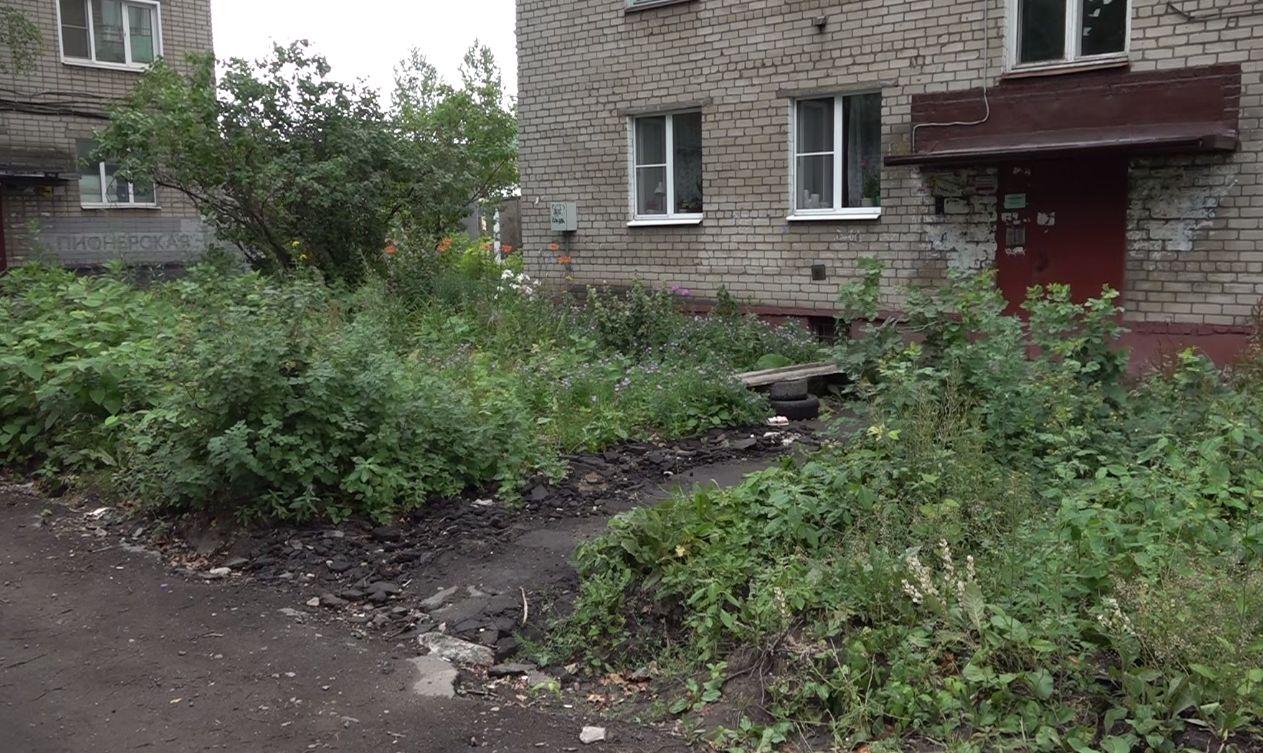 В Ярославле затянулся ремонт 18-ти дворов: когда должны завершить работы