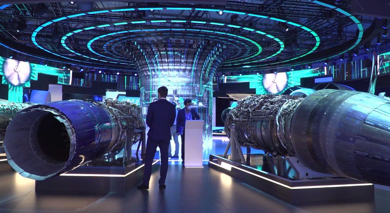 Ярославские предприятия представили достижения на выставке МАКС-21