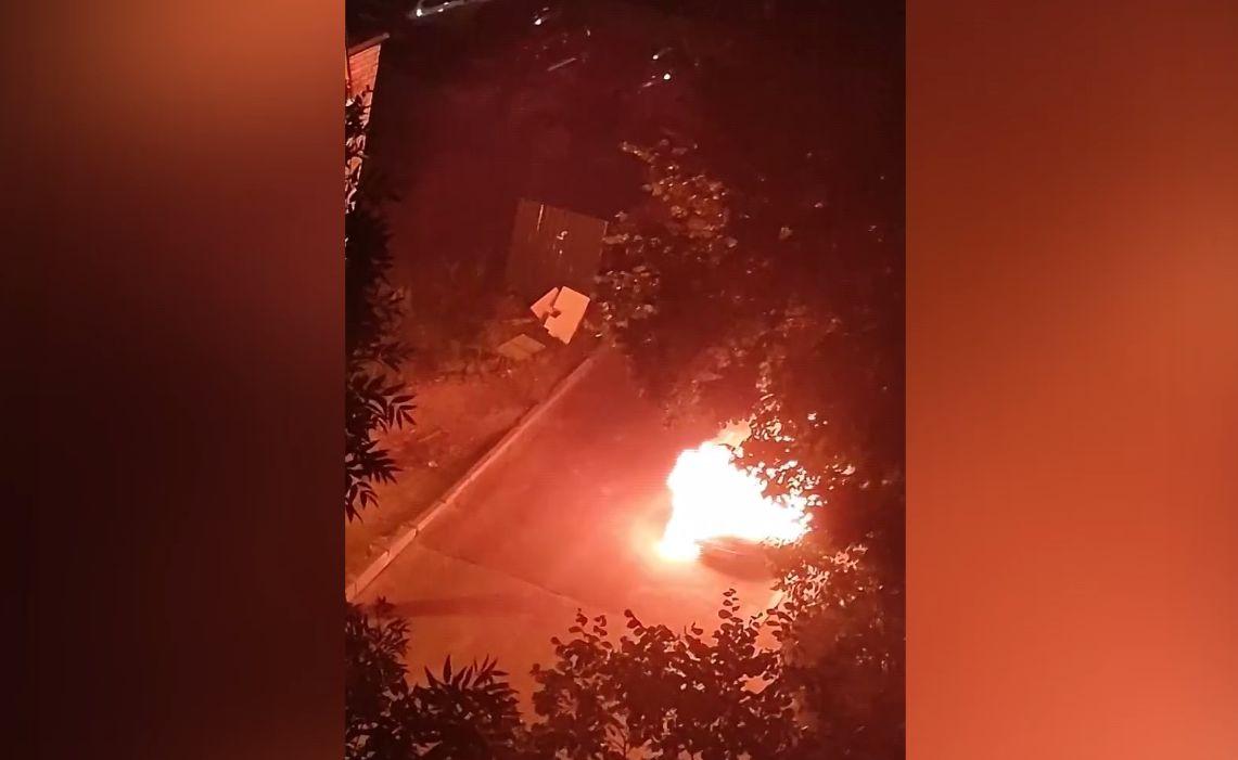 В Рыбинске задержали подозреваемого в серии поджогов автомобилей