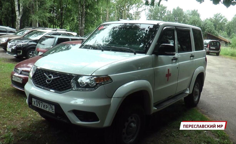 129 новых машин передадут в районные больницы Ярославской области до конца года