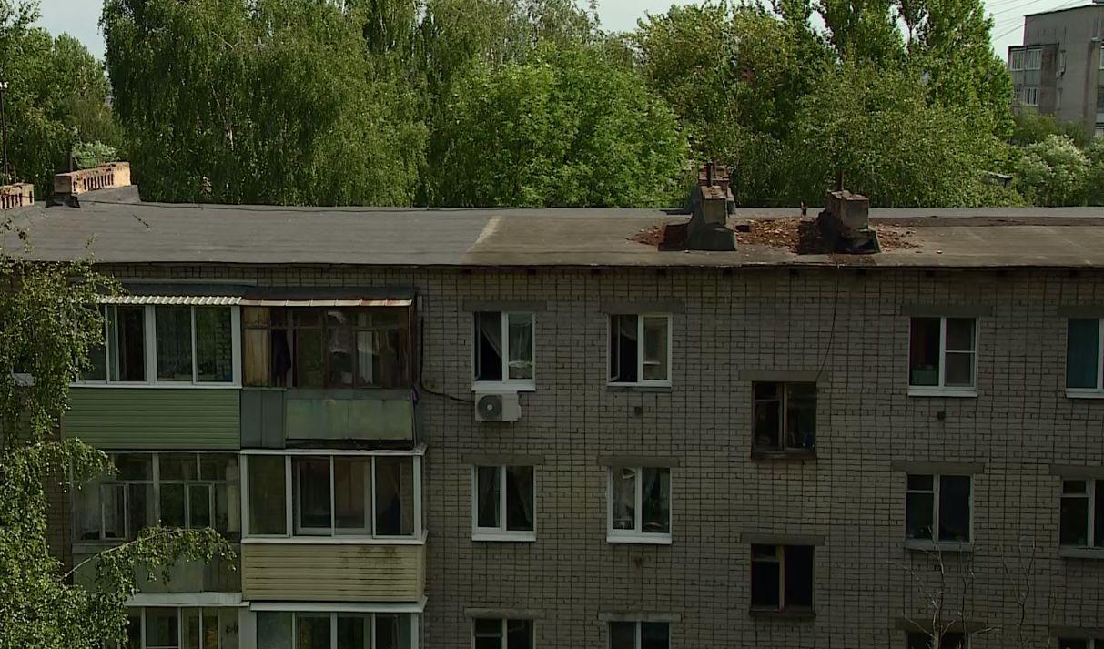 В 60 домах Ярославской области завершили ремонт крыш