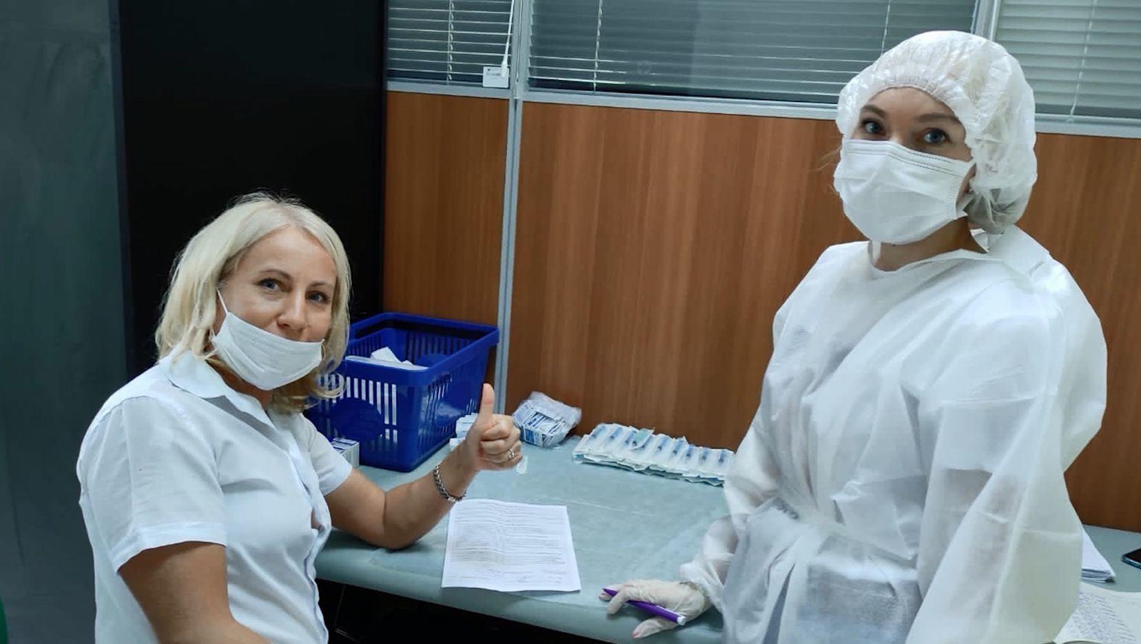В Ярославской области набирает популярность мобильная вакцинация на рабочих местах