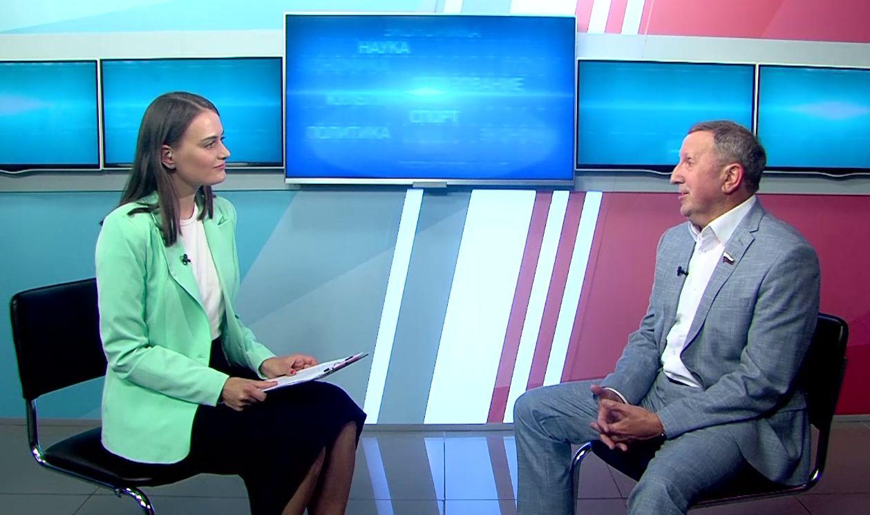 Ярославский сенатор войдет в группу по разработке закона, направленного на развитие въездного туризма