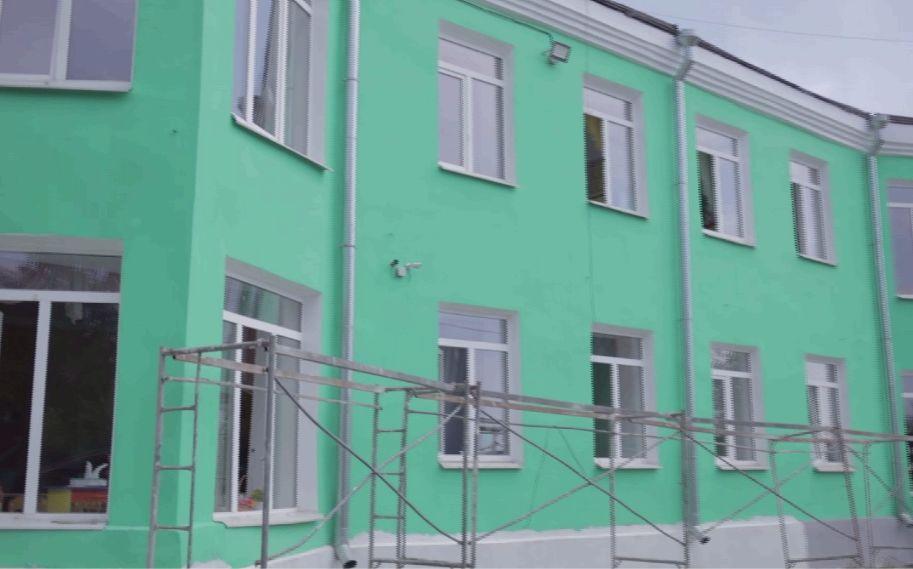 На левом берегу Тутаева завершается ремонт детского сада