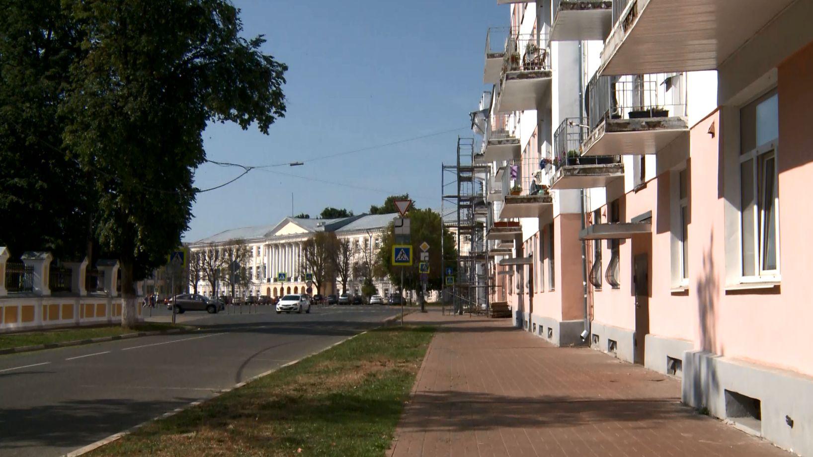 28 июля в Ярославле будет ограничено движение транспорта на участках улиц Волкова, Советской, Народного переулка и Волжской набережной