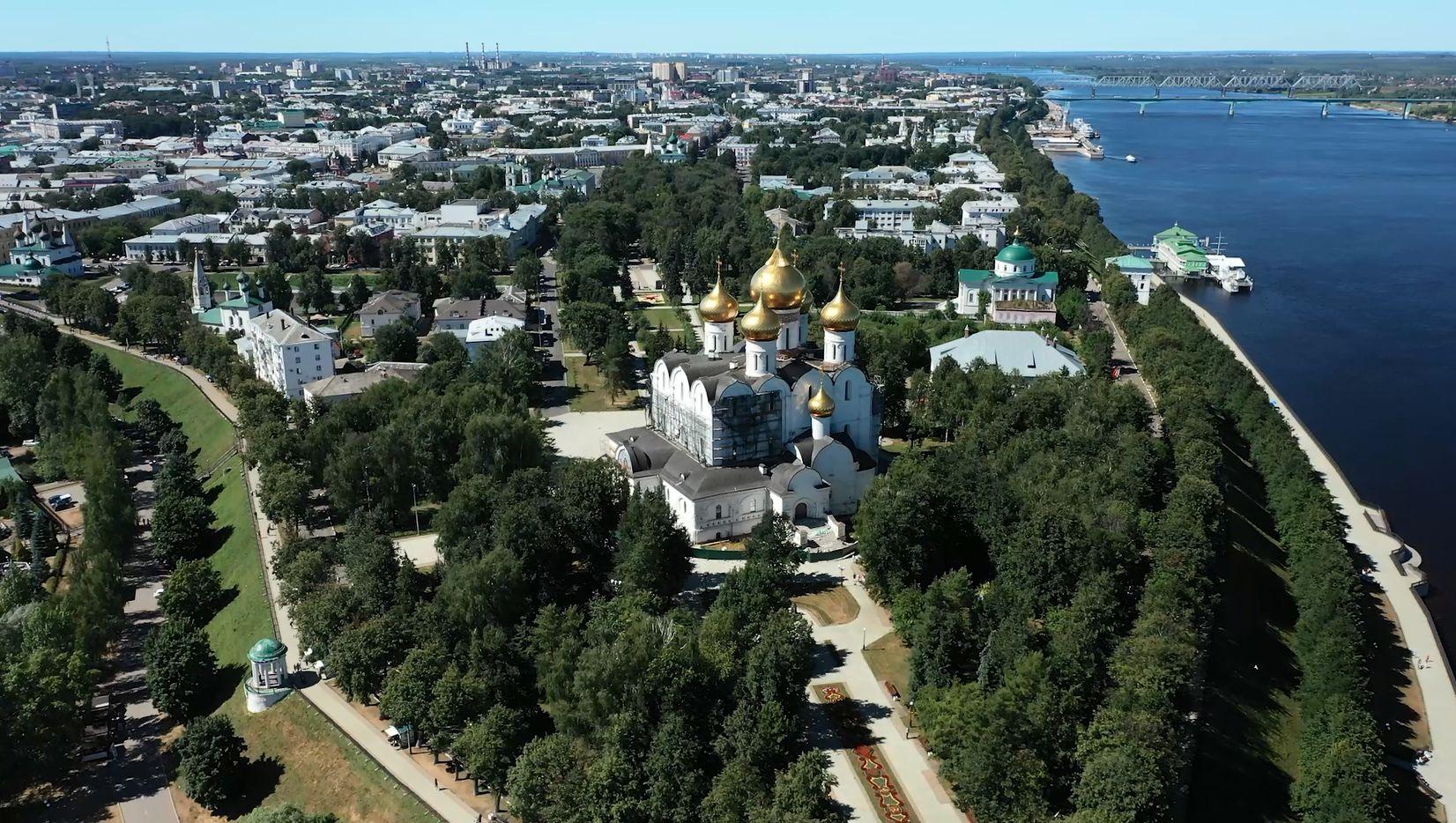 Ярославскую область посетило почти 3 миллиона путешественников за первое полугодие текущего года