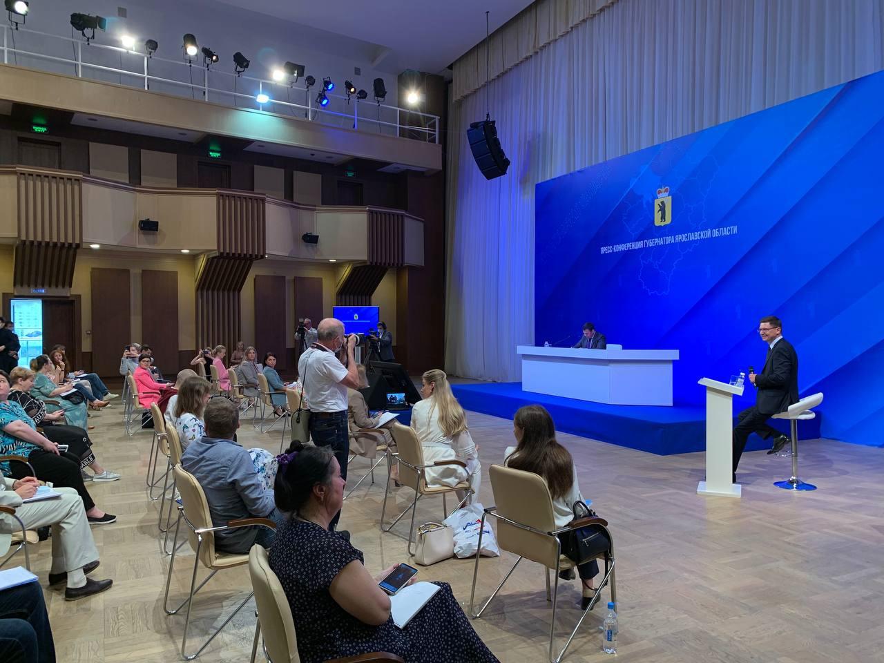 Дмитрий Миронов о будущих выборах губернатора: «Главное – это не выборы, а работа на благо региона»