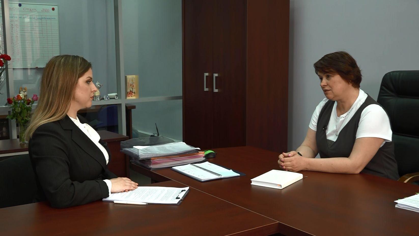 Программа «Ваш полис здоровья»: Юлия Осипенко - о работе страховых представителей