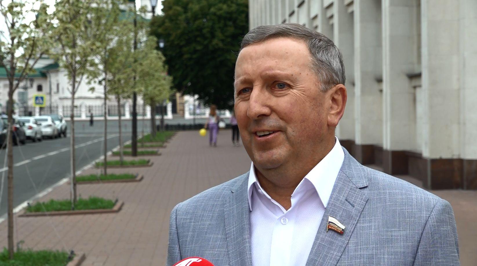 Пресс-конференция Дмитрия Миронова нашла отклик среди общественников, сенаторов, бизнесменов