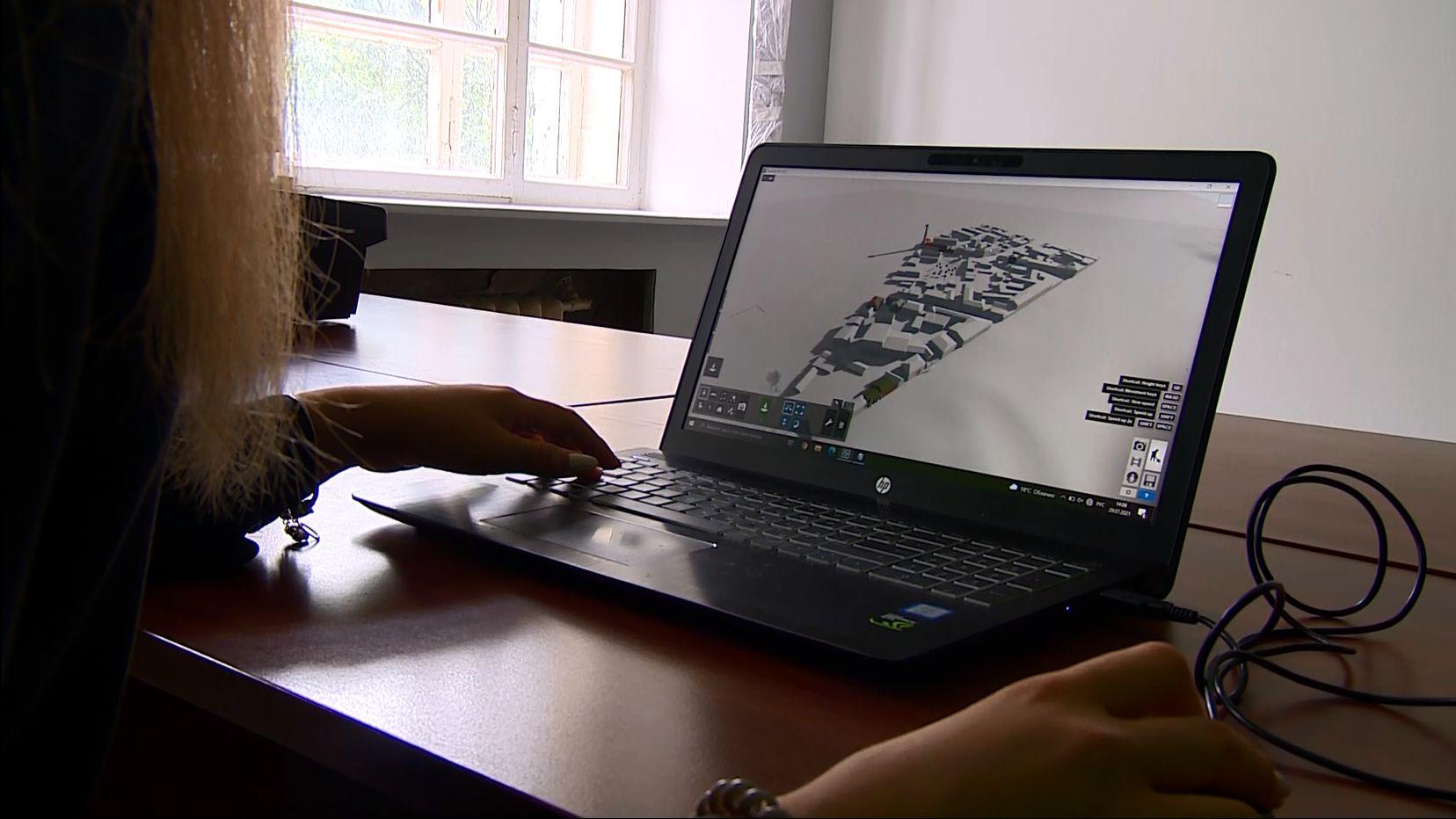 Трехмерная модель Рыбинска покорила жюри всероссийского конкурса «Ломоносовский обоз»
