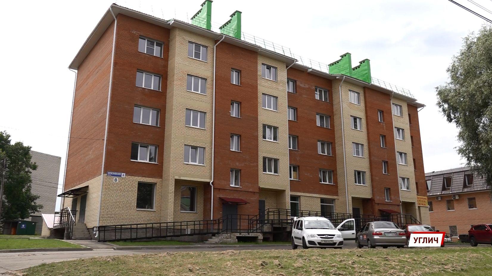Дмитрий Миронов: расселение из аварийного жилья - одна из приоритетных задач регионального правительства