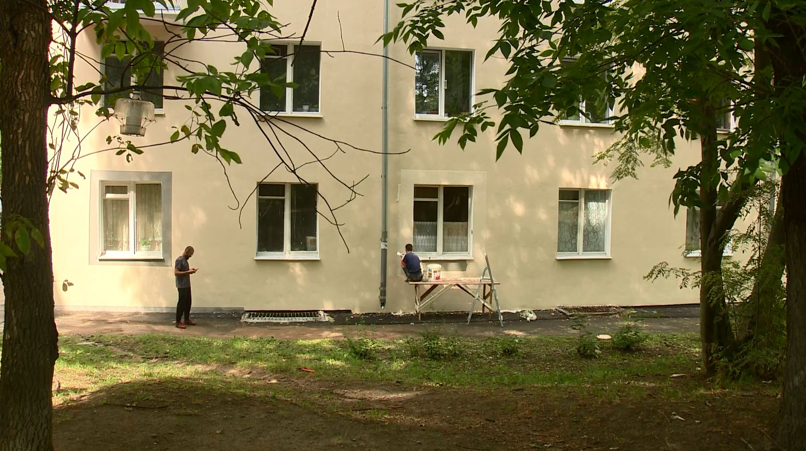 В Ярославле при капремонте многоквартирного дома на Павлова, 7 специалисты выявили косметические дефекты