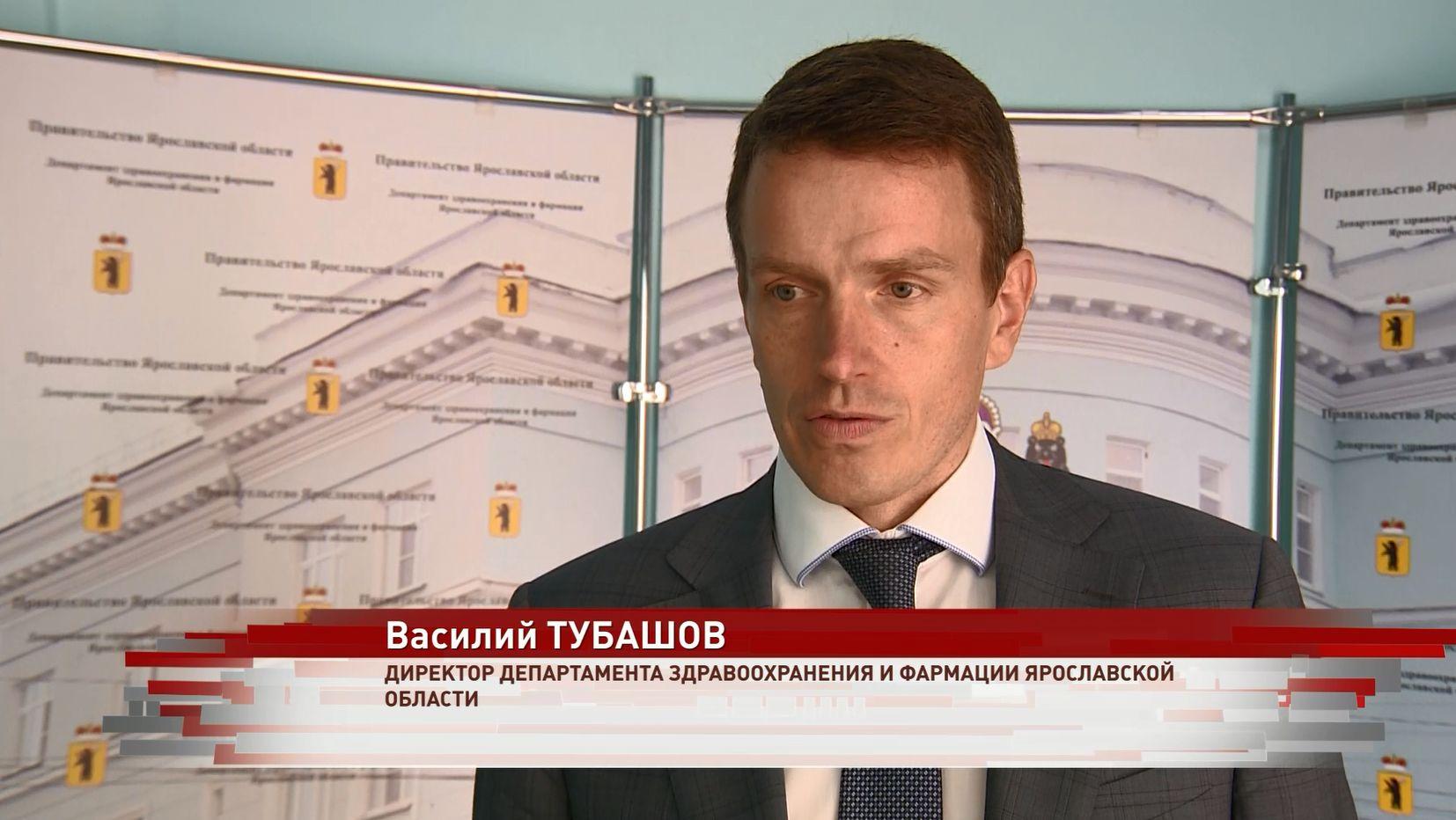 В Рыбинске в поликлинике Семашко завершается ремонт пяти кабинетов врачей