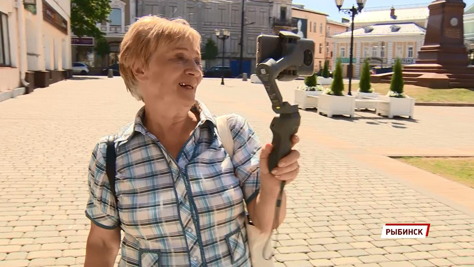 Рыбинский блогер баба Таня покоряет просторы интернета