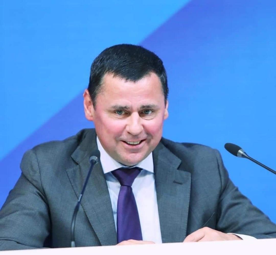 Губернатор Ярославской области Дмитрий Миронов поднялся на четыре строки в рейтинге влияния губернаторов