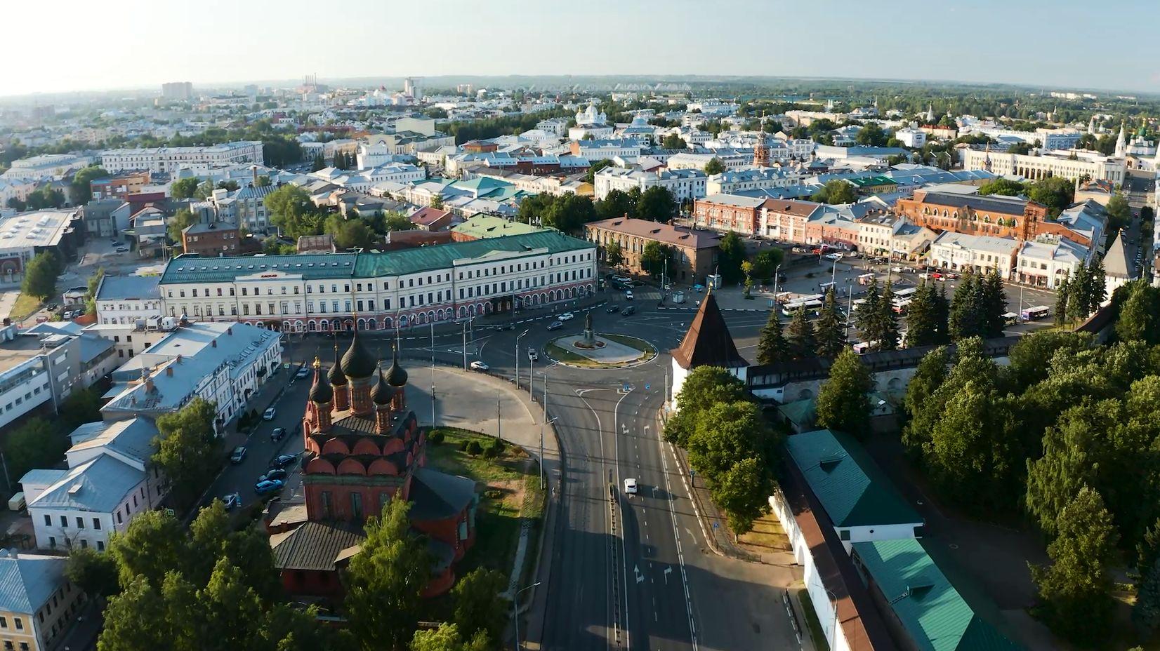 Ярославская область вошла в четверку лидеров по развитию туристического потенциала