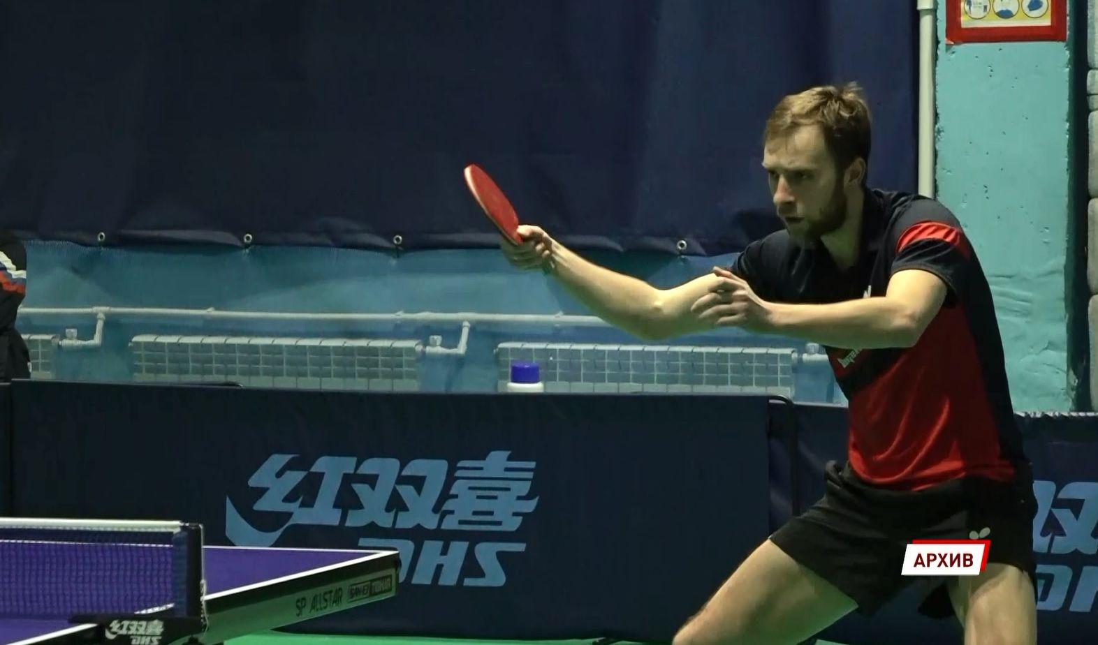 Ярославец Александр Шибаев - второй из россиян в мировом рейтинге Федерации настольного тенниса