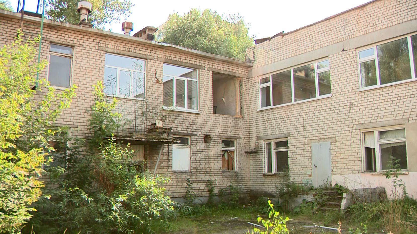 Мэрия Ярославля снесет здание детского сада в Красноперекопском районе