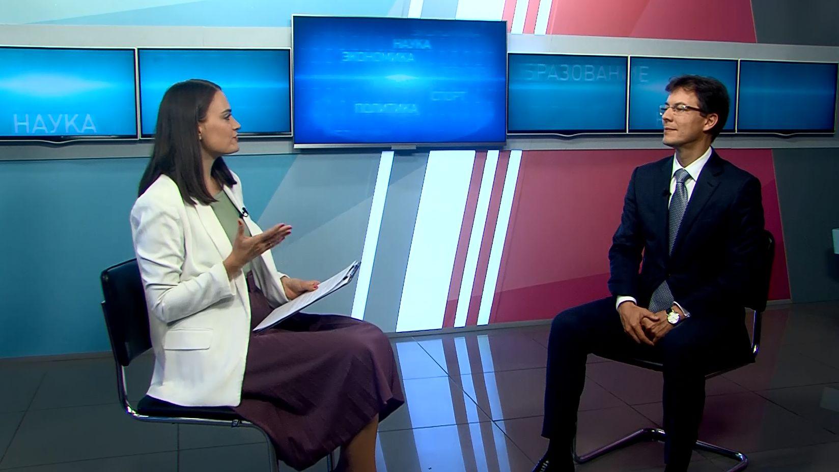 Программа «В тему»: Максим Протасов - о качестве продукции ярославских предприятий