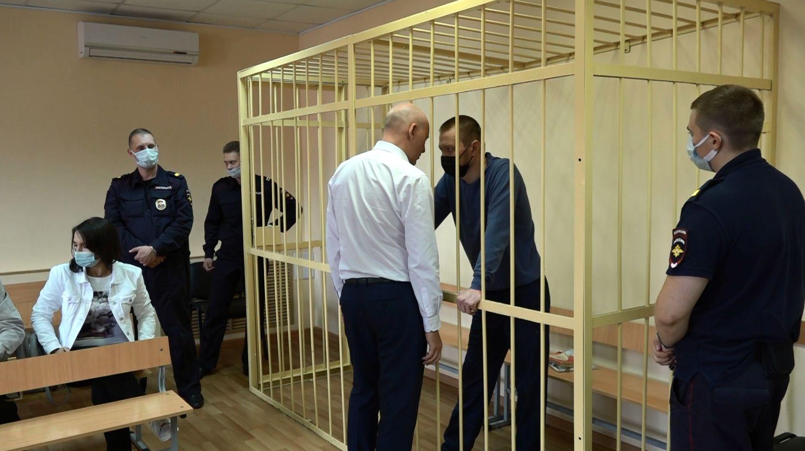 В Ярославле суд начал рассматривать дело бывшего заместителя мэра Рината Бадаева
