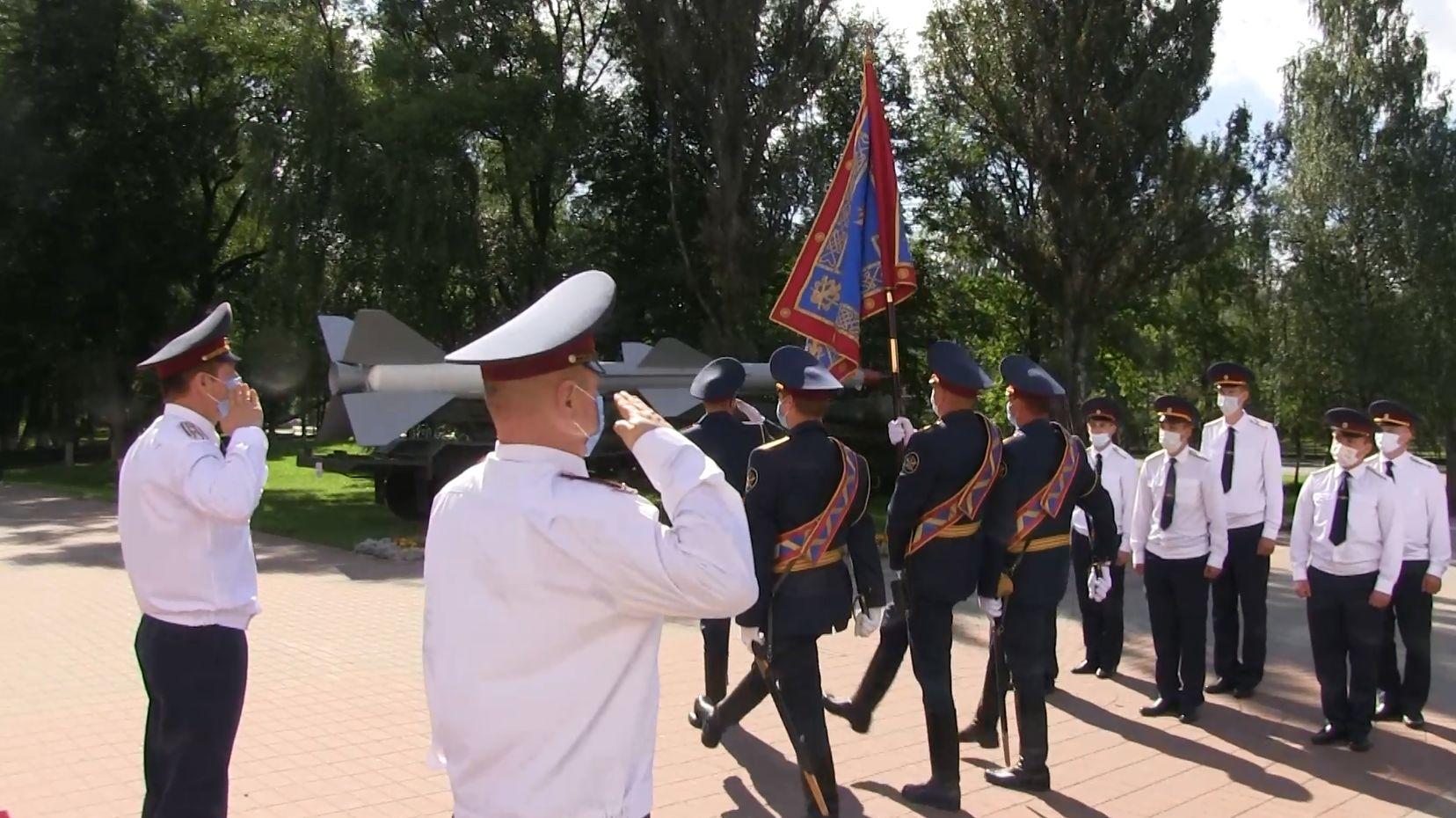 17 молодых сотрудников пополнили ряды Ярославской службы исполнения наказания