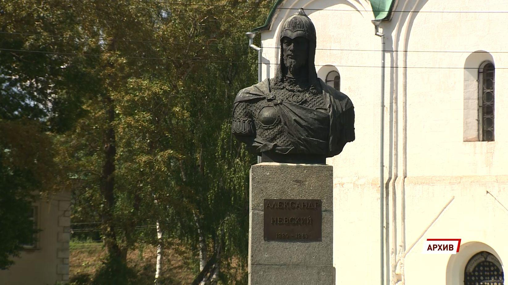В предстоящие выходные по Переславлю пройдет отряд Александра Невского