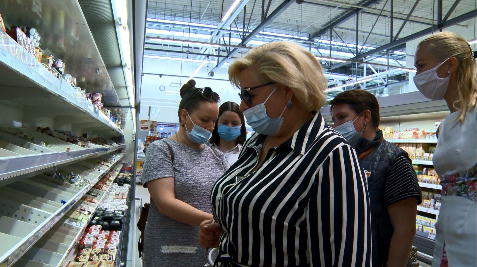 В Ярославской области стартовал проект «Качественные продукты, или что мы едим»?