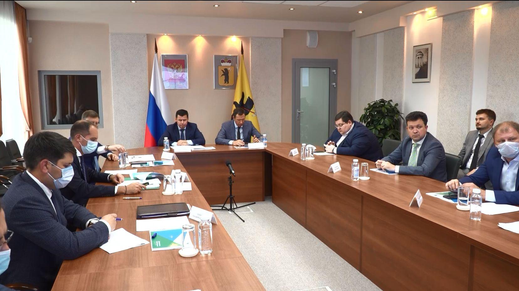 Ярославская область готова войти в проект по модернизации комплекса по переработке отходов