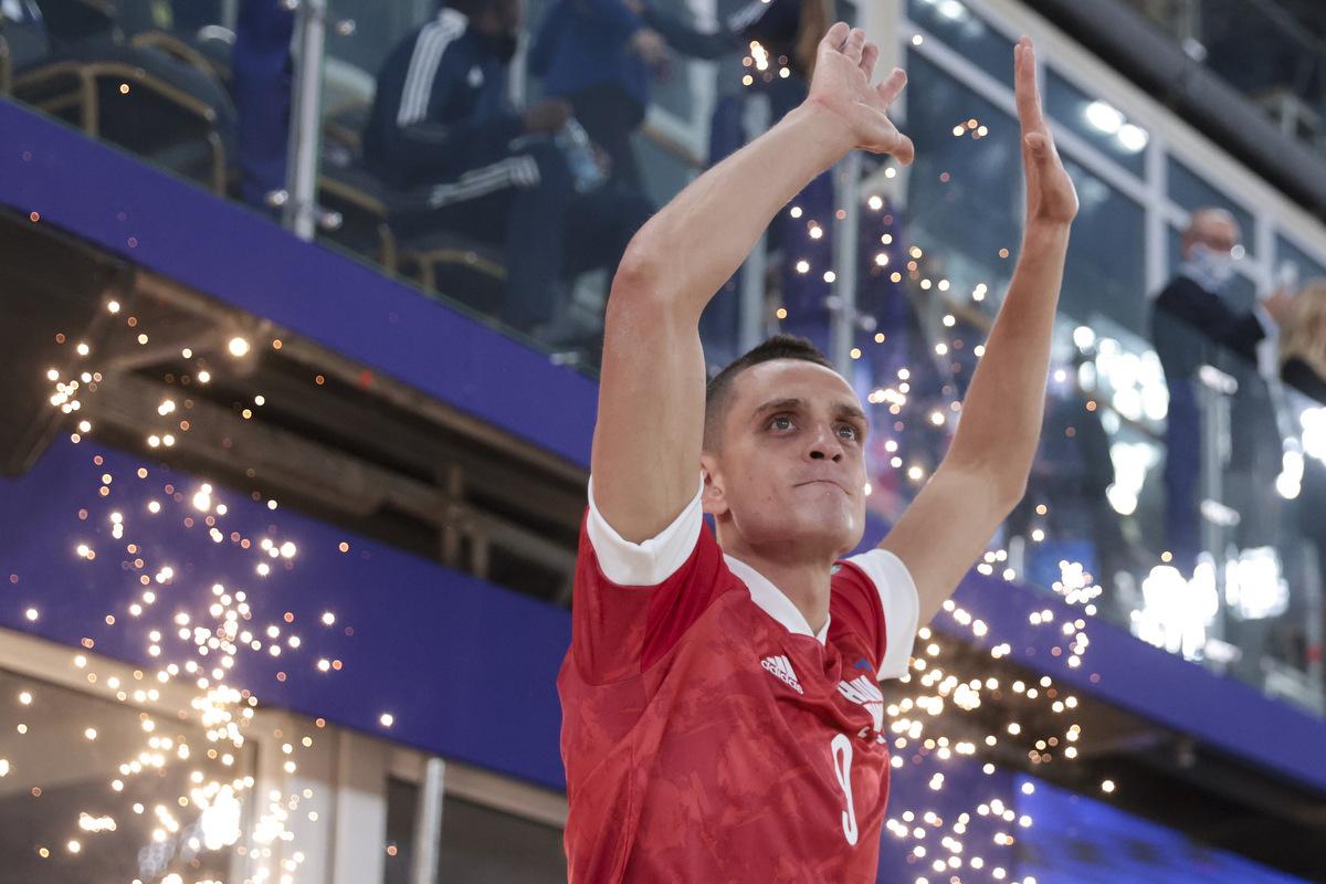 Ярославец Борис Никоноров в составе сборной России обыграл США