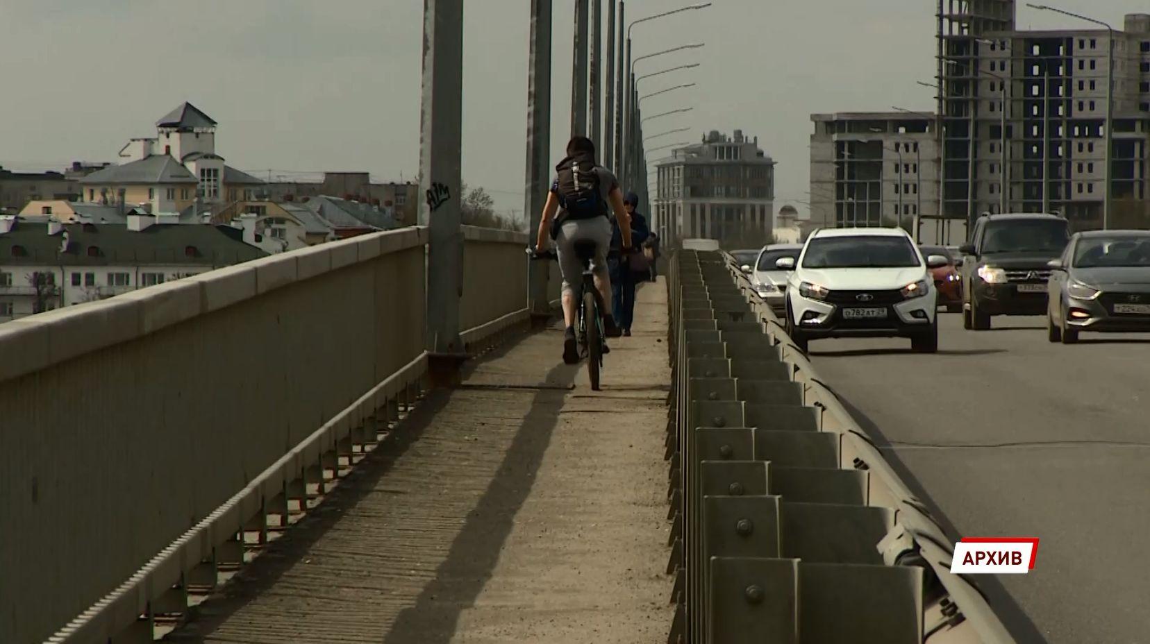 Октябрьский мост Ярославля будут ремонтировать по ночам