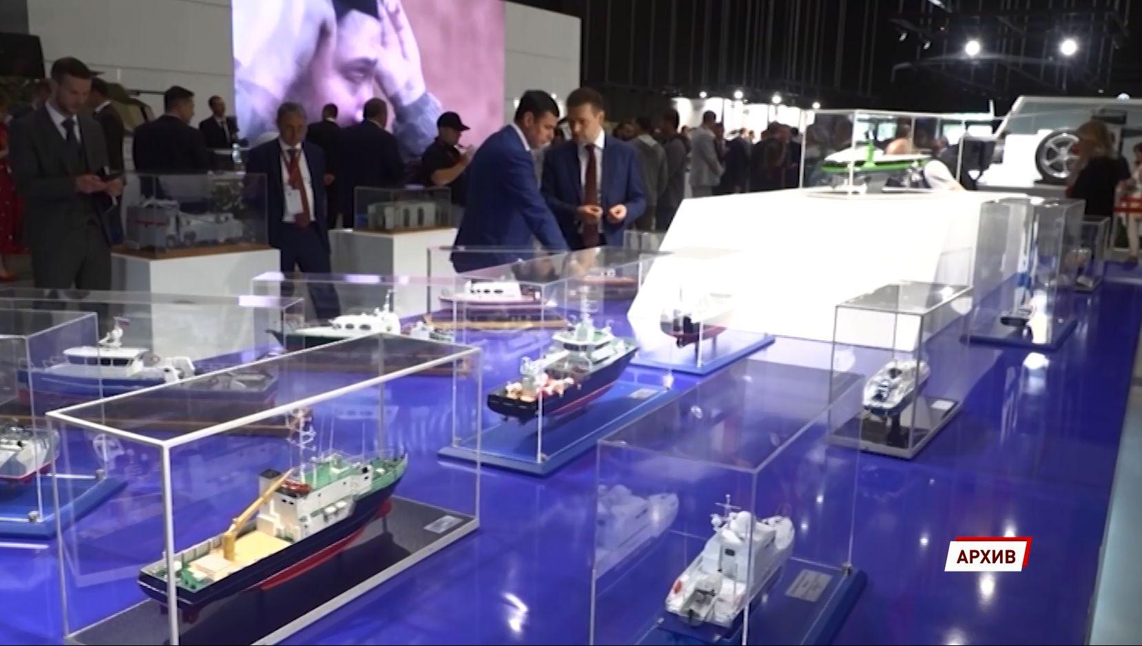 Ярославские предприятия демонстрируют лучшие образцы вооружения и техники на форуме Армия-2021