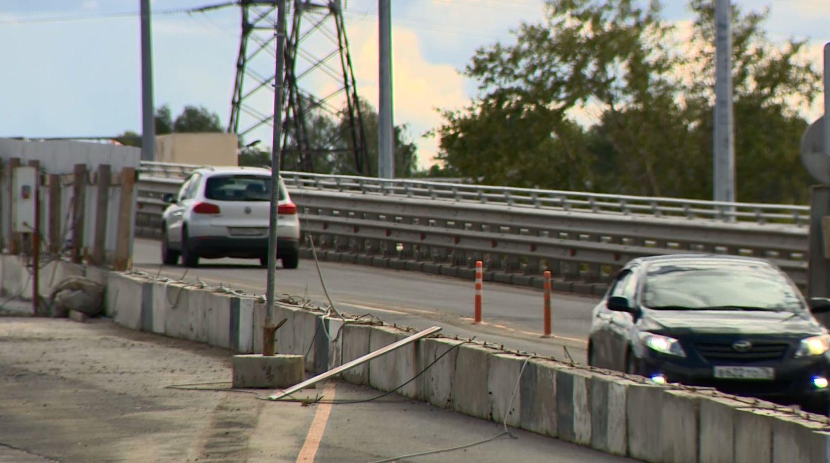Добрынинский мост в Ярославле сегодня вновь открыли для движения
