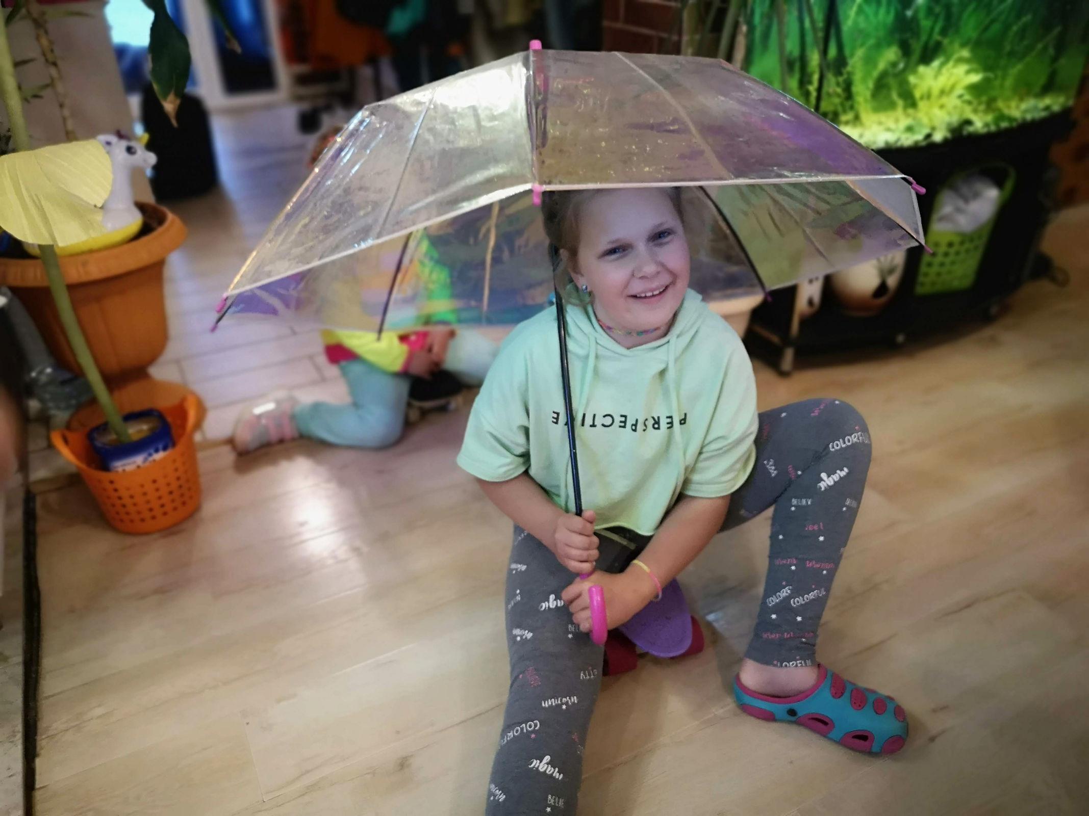 В Ярославле дожди - а какого цвета Ваш зонтик?