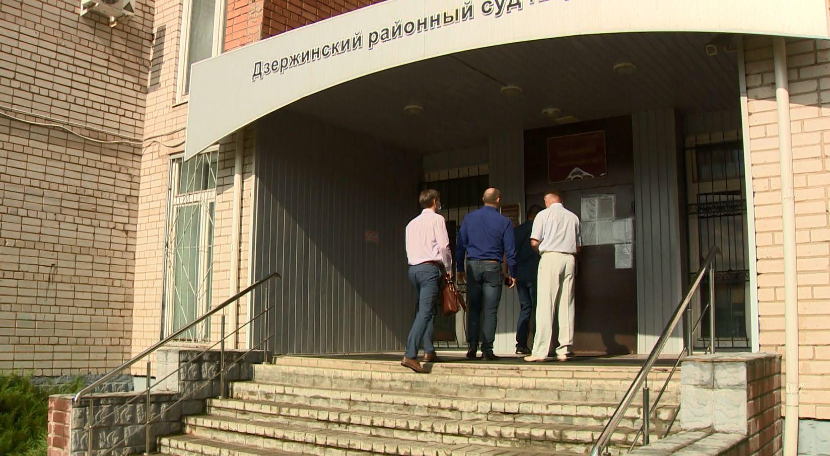 В Ярославле судят четырех полицейских