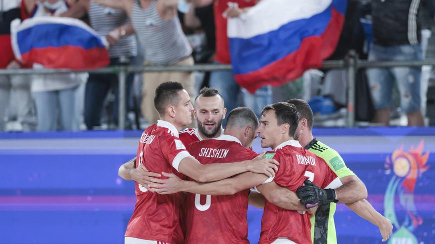 Ярославский пляжный футболист Борис Никоноров помог сборной России обыграть Японию на чемпионате мира