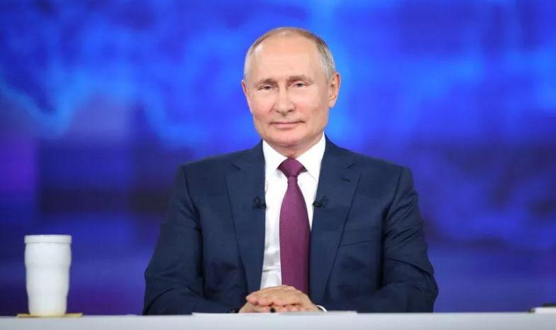 Владимир Путин предложил произвести выплаты военнослужащим в одинаковом размере